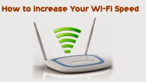 boost increase wifi speed