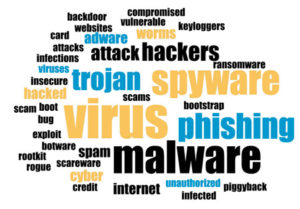 What are the common types of computer viruses? What to watch